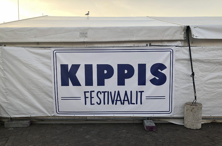 KIPPIS FESTIVAALI JA EPÄONNISTUMISEN ANATOMIA