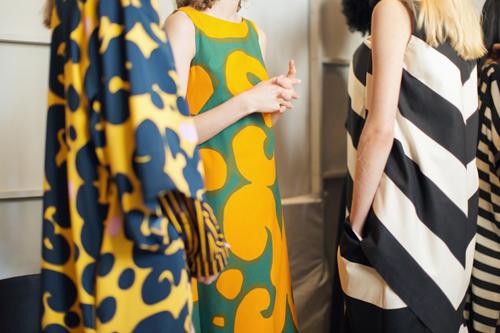 Marimekko julkisti kevät-ja kesä 2017 -mallistonsa Pariisin muotiviikoilla.