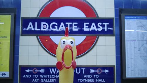 Aldgate-East