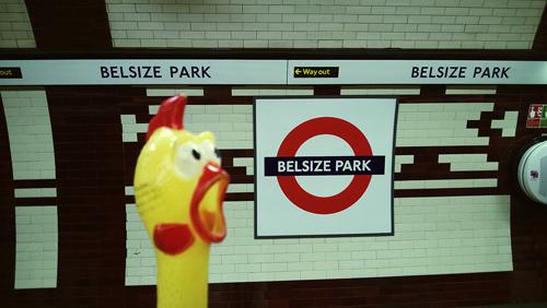 Belzise-Park