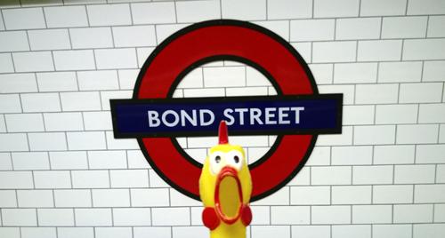 Bond-Streer