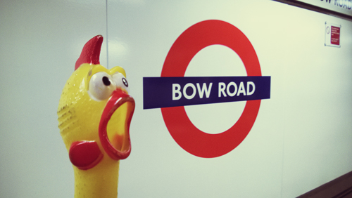 Bow-Road