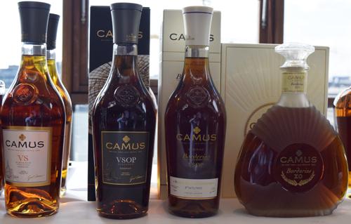 Maailman suurin yksityinen konjakkitalo Camus on Norexin tapaan perheyritys.