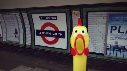 Clapham-South