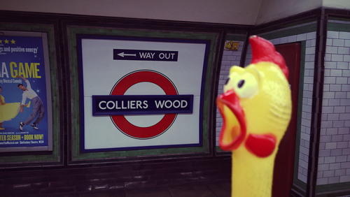 Colliers-Wood