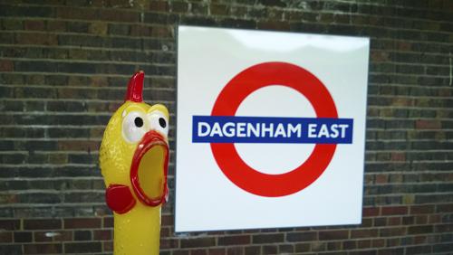 Dagenham-East