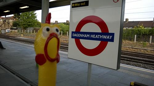 Dagenham-Heathway
