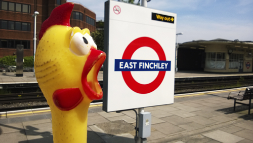 East-Finchley