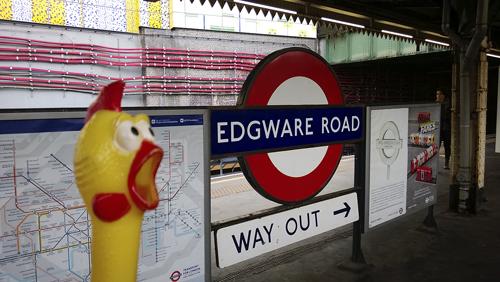 Edgware-Road