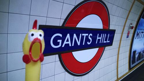 Gants-Hill