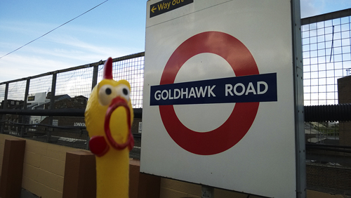 Goldhawk-Road