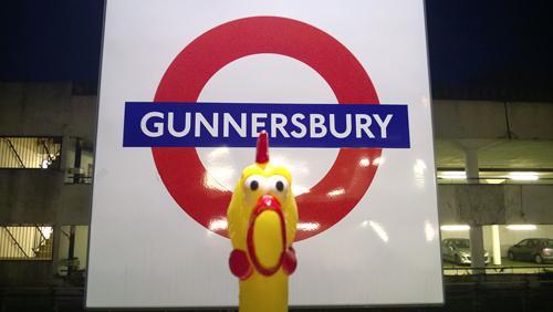 Gunnersbury