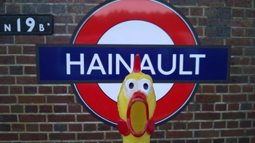Hainault