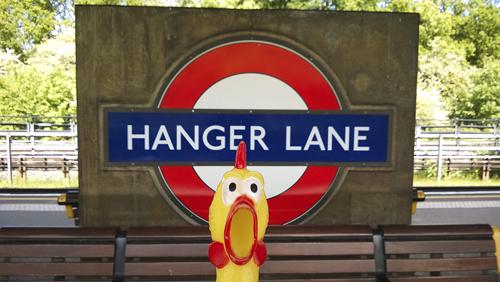 Hanger-Lane