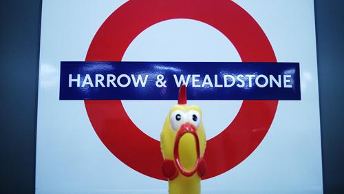 HarrowWeldstow