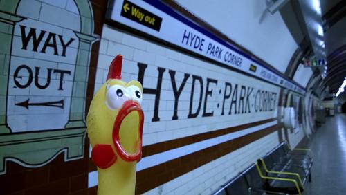 Hude-Park-Corner