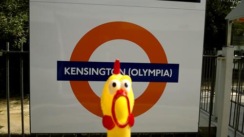 Kensington-Olympia