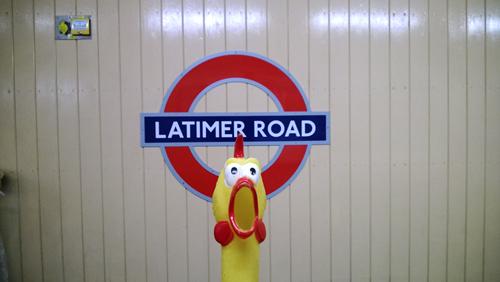 Latimer-Road