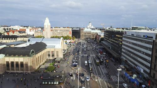 Helsingistä on tullut lyhyessä ajassa suosittu kaupunkikohde. Kulttuuri, design ja jugend-arkkitehtuuri ovat pääkaupungin valttikortteja.