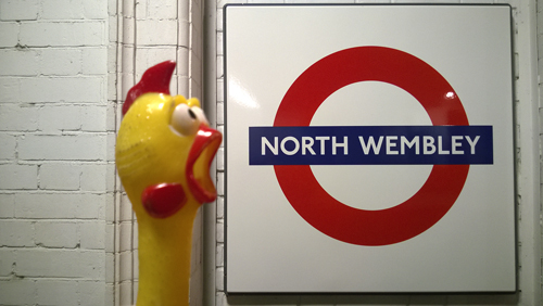 North-Wembley