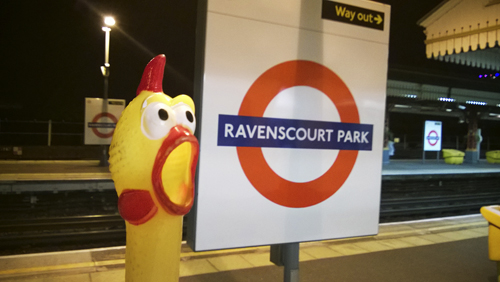 Ravenscourt-Park