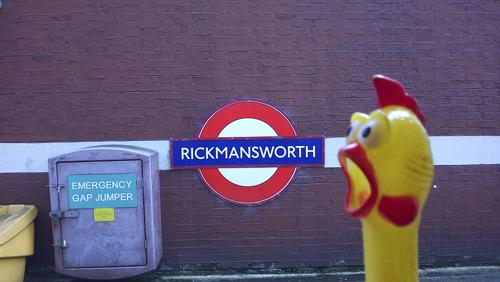 Ricksmansworth