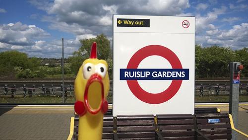 Ruislip-Gardens
