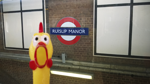 Ruislip-Manor