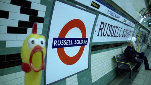 Russell-Square