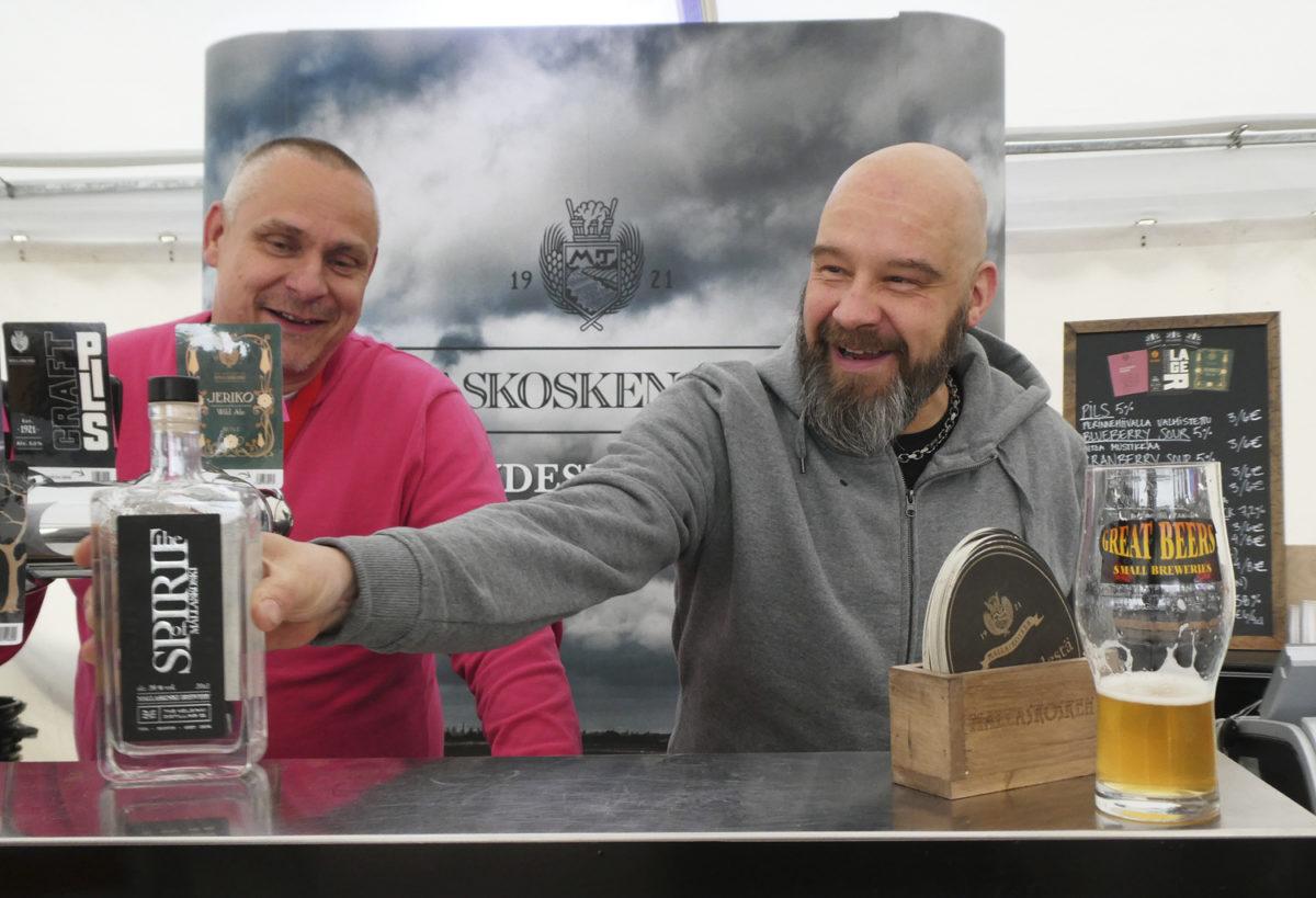 SOPP Tampere avasi olutfestivaalien kesäkauden