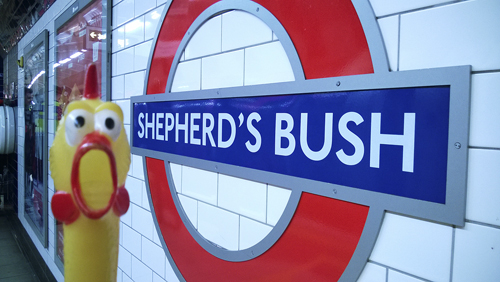 Shepherds-Bush