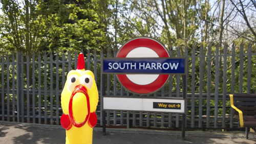 South-Harrow