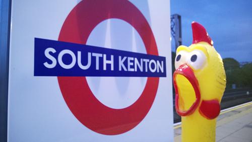 South-Kenton