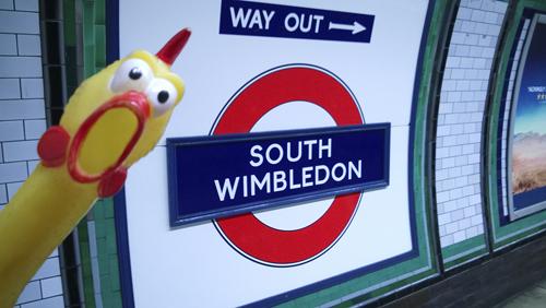 South-Wimbledon