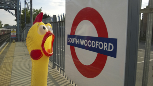 South-Woodford