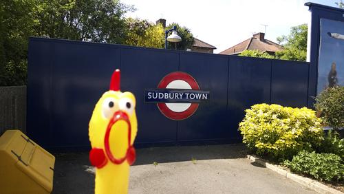 Sudbury-Town