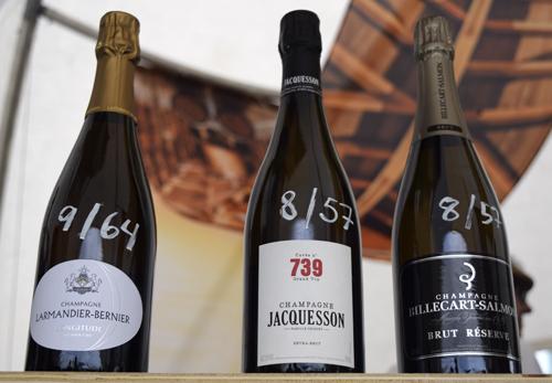 Hyvä samppanja alle 10 eurolla / lasi alkaa olla todellinen löytö missä tahansa ravintolassa.