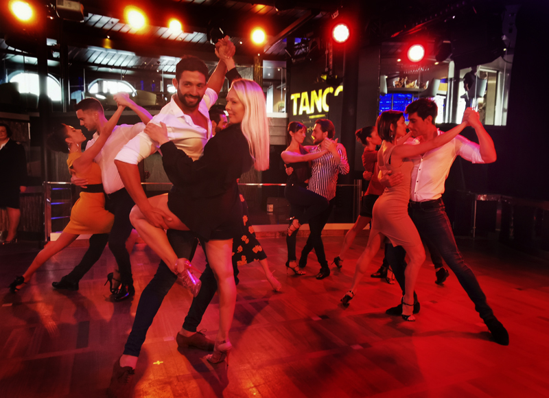 Silja Resort toi Argentiinan kiihkeät latinorytmit Itämerelle