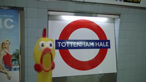 Tottenham-Hale