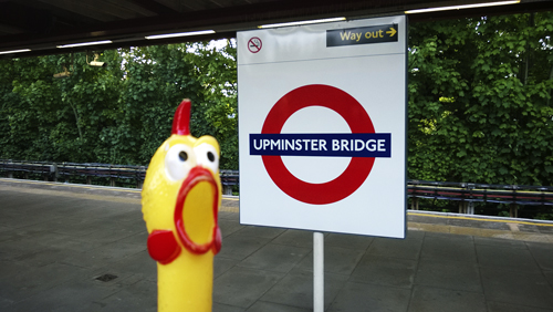 Upminster-Bridge
