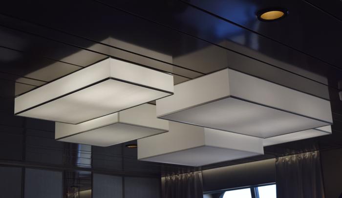 dSign Vertti Kivi & Co tunnetaan luovista valaistusratkaisuistaan, niin täälläkin.