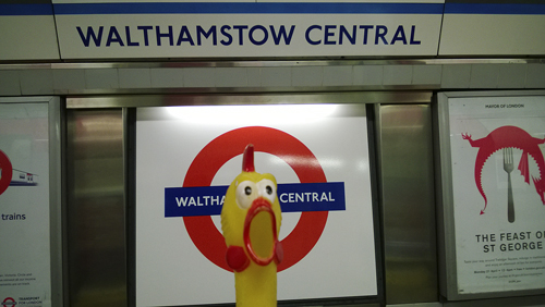 Walthamstow-Central