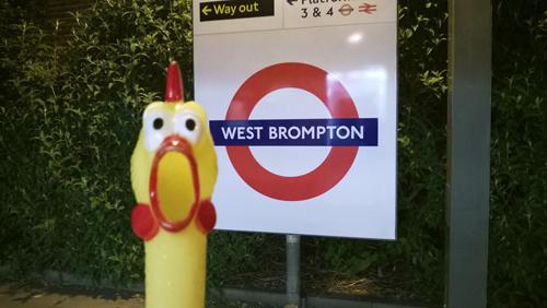 West-Brompton