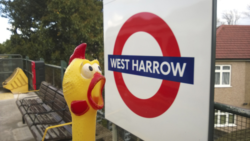 West-Harrow