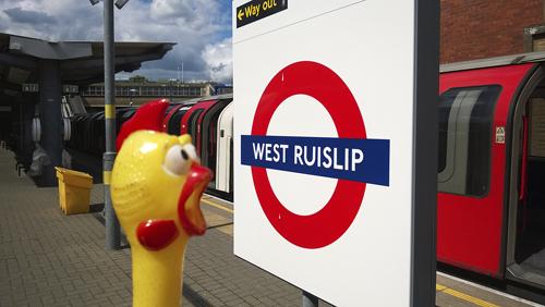 West-Ruislip