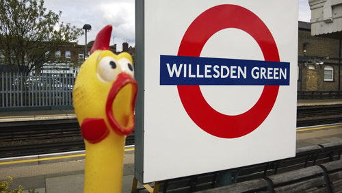 Willesden-Green